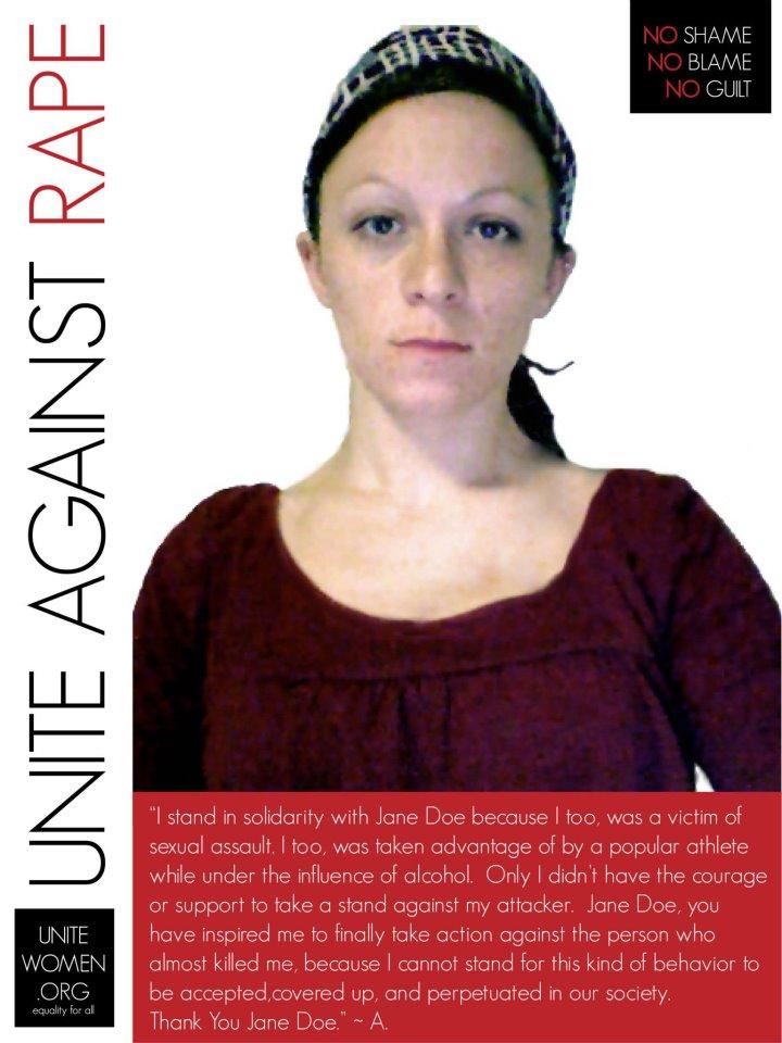 UniteagainstRape.A.Miller