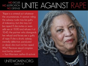 Unite+Against+Rape-Toni+Morrison-UniteWomen.org-Karen+Teegarden
