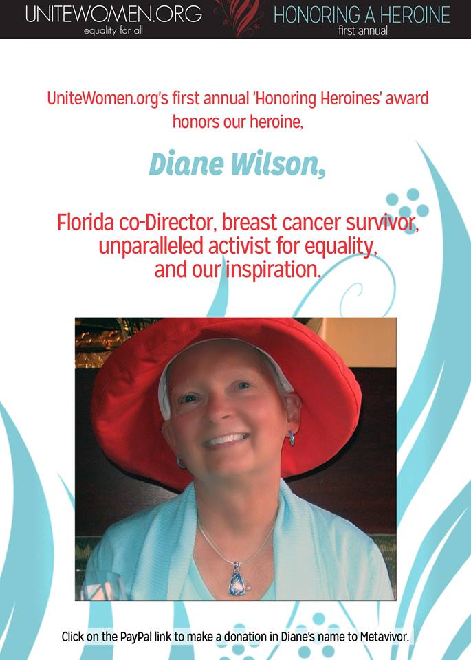 Diane Wilson Honor